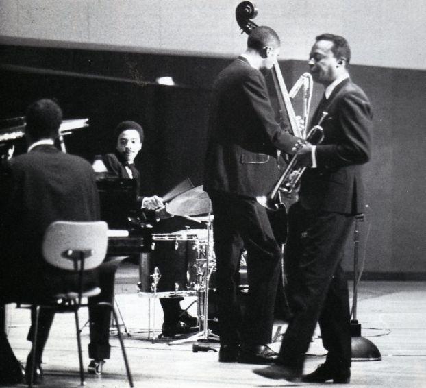 Miles+Davis quintet 1966