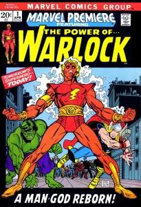 B-Marvel Pre. 1 cover