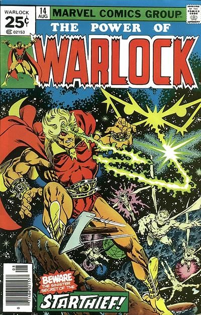 D-Warlock 14 cover
