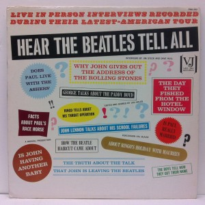Beatles hear the beatles tell all