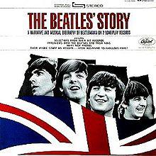 Beatles storyalbumcover