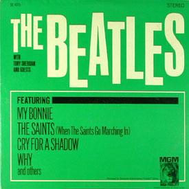 Beatlesmgm w Tony Sheridan
