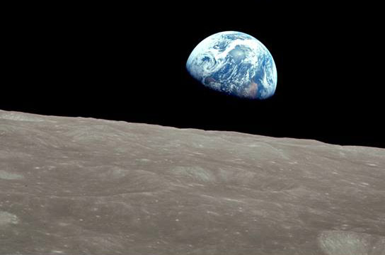 45th-Anniversary-of-Apollo-8-Earthrise