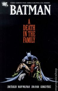Batman d in family starlin