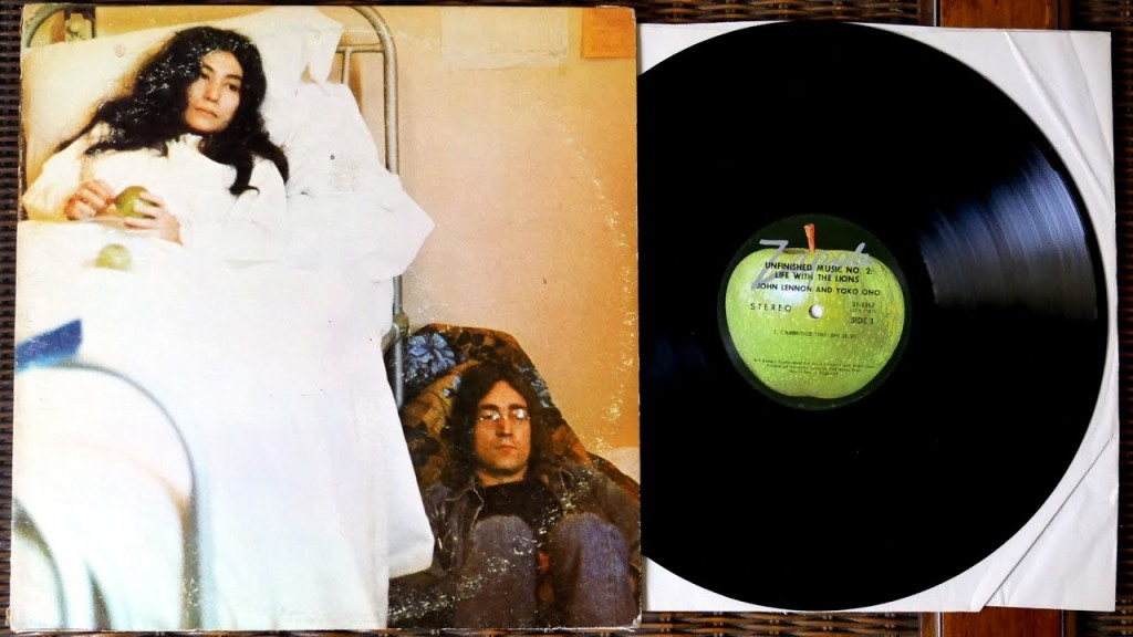 john and yoko unfin music 2