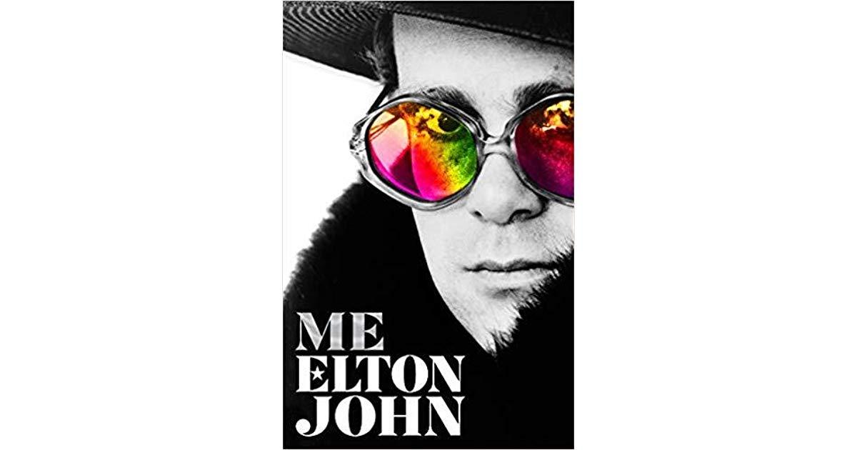 me elton john book